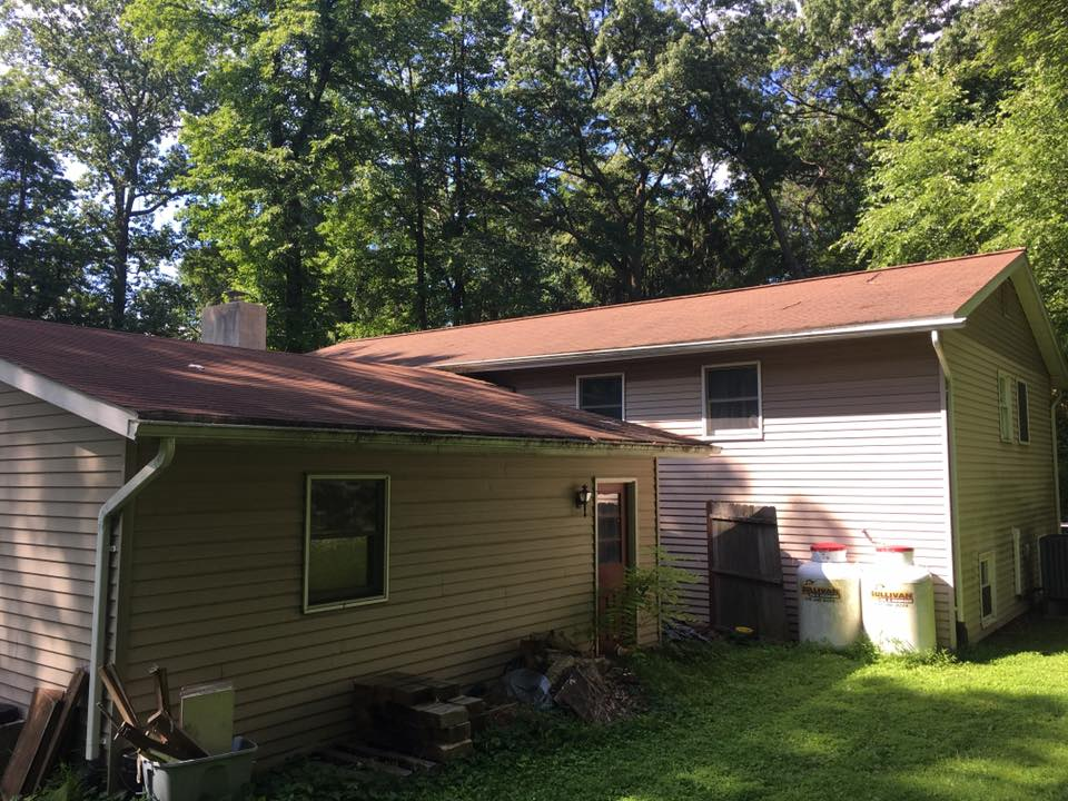 Bath, PA Roofing Job